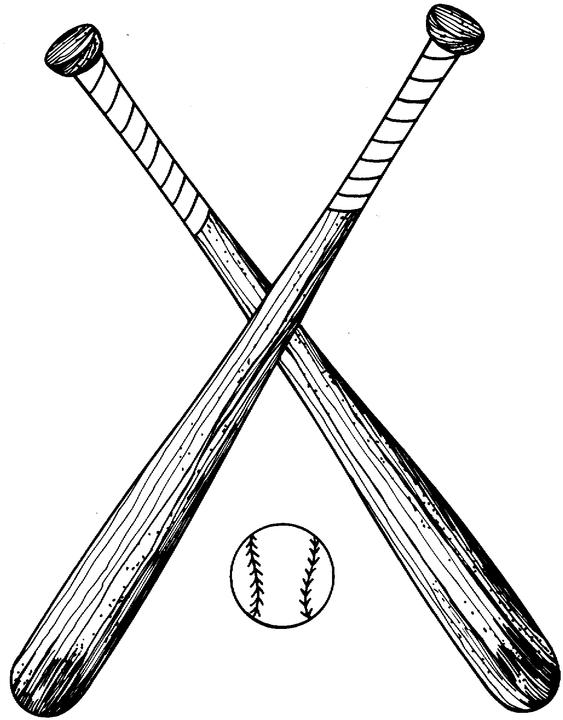 Bat And Ball Clip Art - Cliparts.co