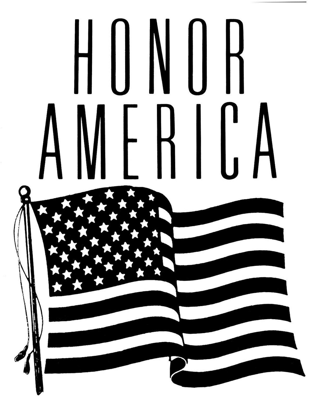 American Flag Clip - Cliparts.co