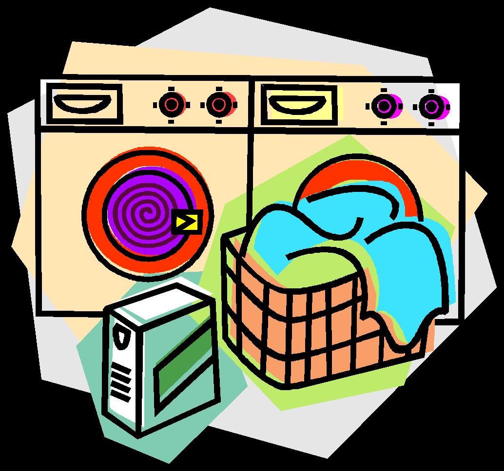 Empty Laundry Basket Clipart Laundry Clipart...