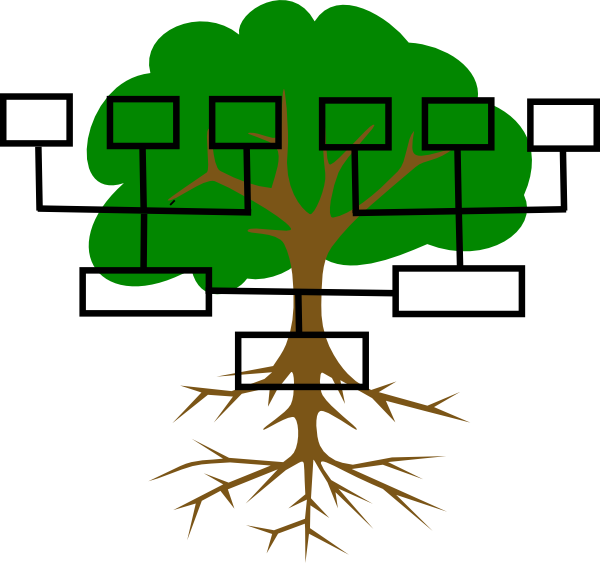 Family Tree Clip Art Color Page | Clipart Panda - Free Clipart Images