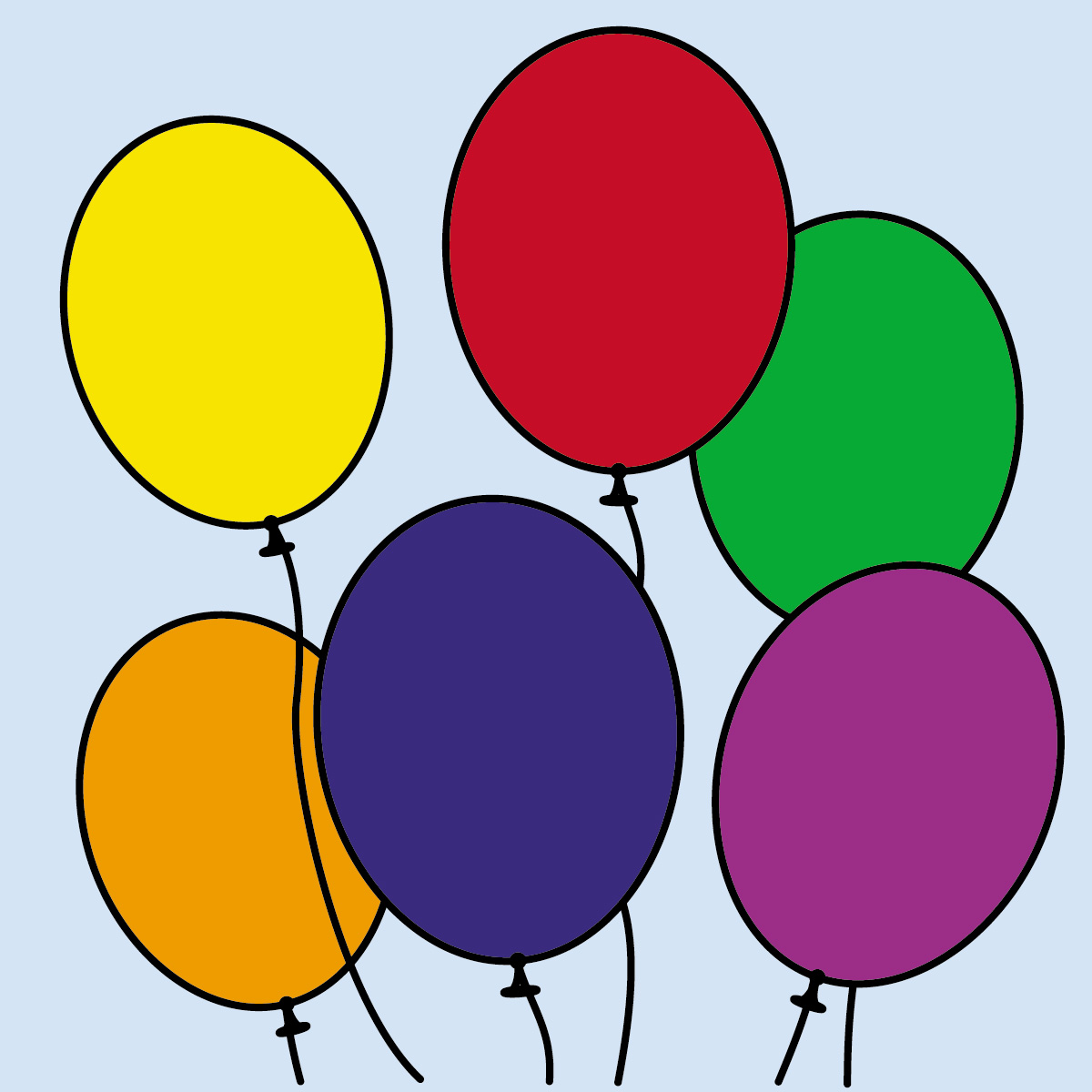 60 images of Balloons Clip Art Free . You can use these free cliparts ...