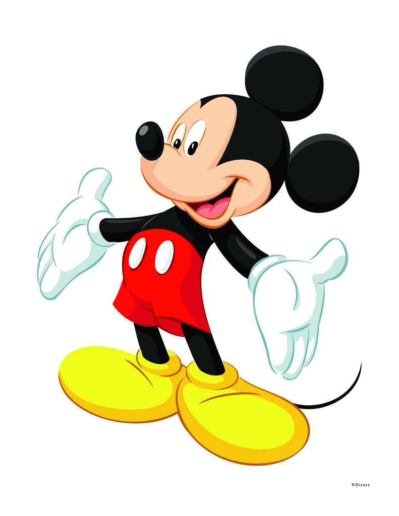 Clipart Of Mickey Mouse - Cliparts.co
