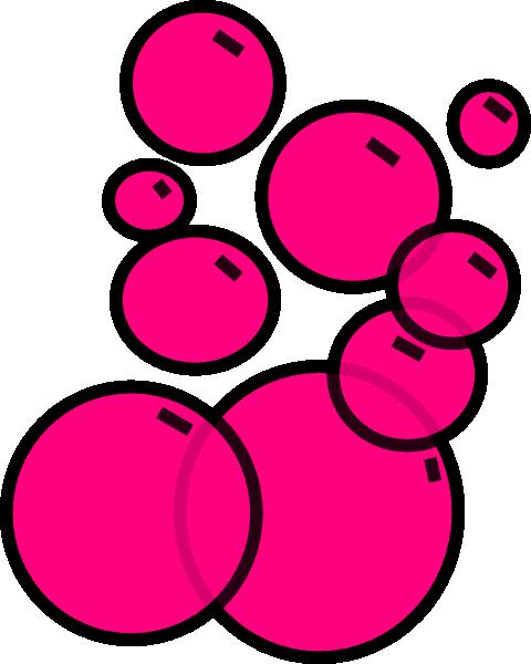 Bubbles clip art - vector clip art online, royalty free & public ...