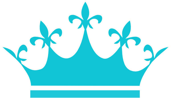 Queen Crown clip art - vector clip art online, royalty free ...