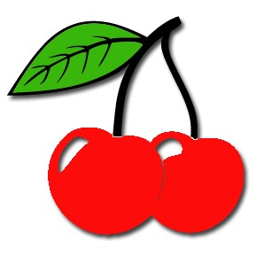 Image result for cherries clip art