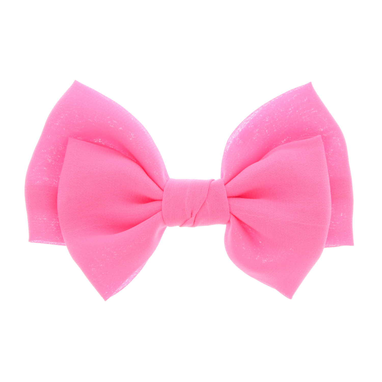 Pink Camo Hair Bow Ribbon Clipart - Free Clip Art Images