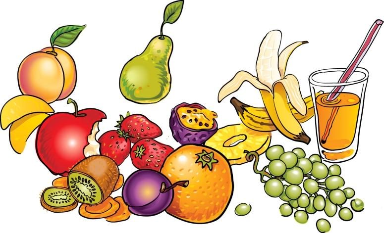 View fruits_horiz.jpg Clipart - Free Nutrition and Healthy Food ...