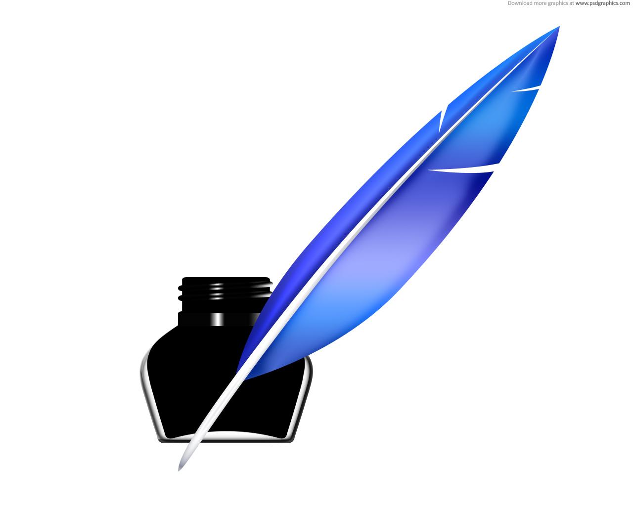 Feather Pen Clip Art - Cliparts.co - 124.0KB