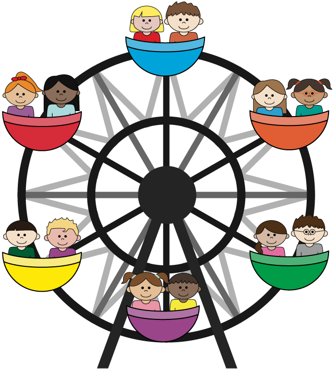 ferris wheel clipart png - photo #21