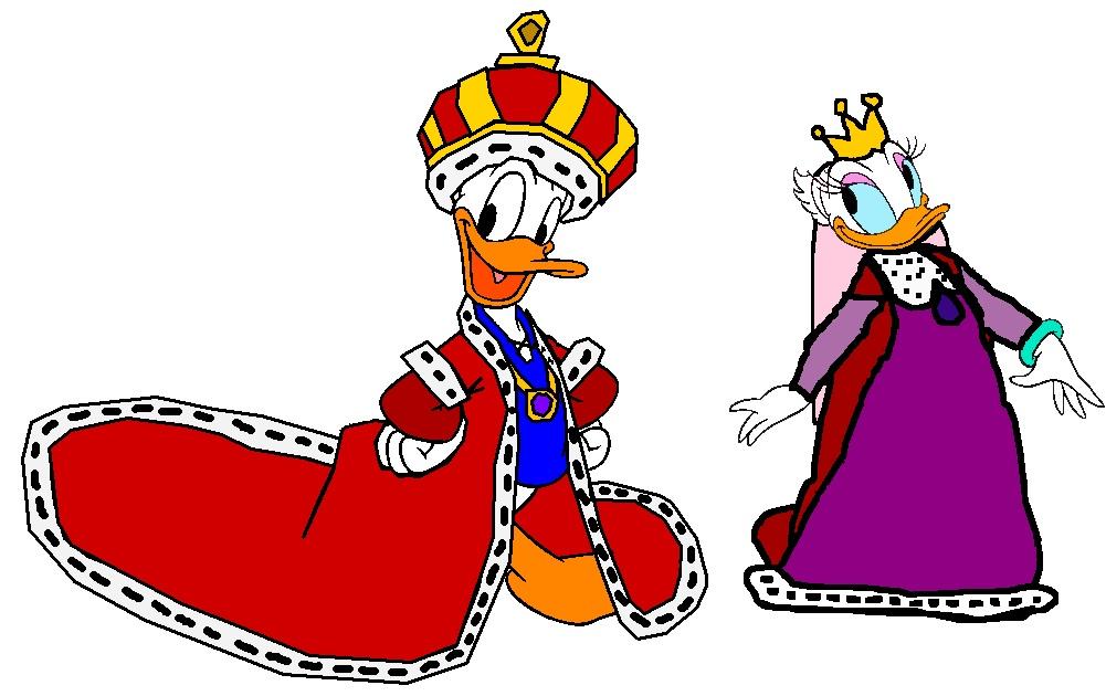 Duck King Of Queens