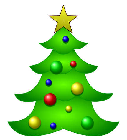 Christmas tree drawing s for Decoration drawing