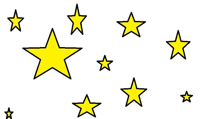 Звёзды рисунки