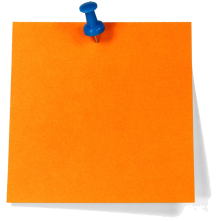 Post-it Png - Cliparts.co