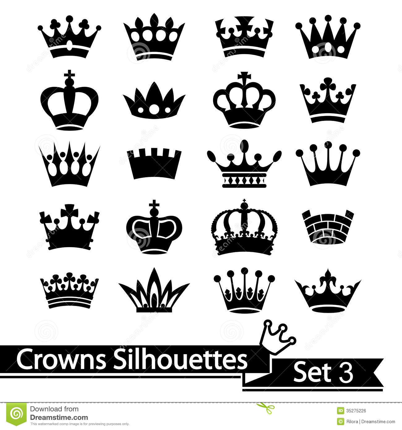 crown clipart vector free - photo #24