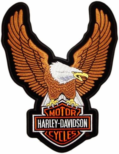 Stunning harley davidson logo vector photographs