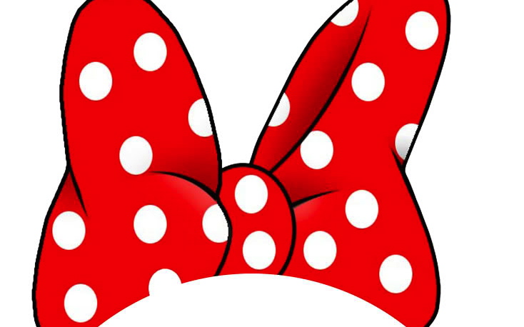 Minnie Mouse Bow Clipart - Cliparts.co