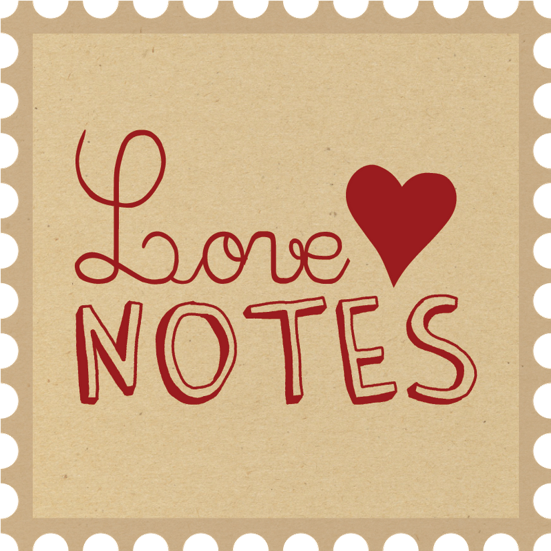 how to start a love note