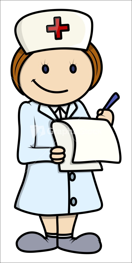 Cartoon Nurse Clip Art - Cliparts.co