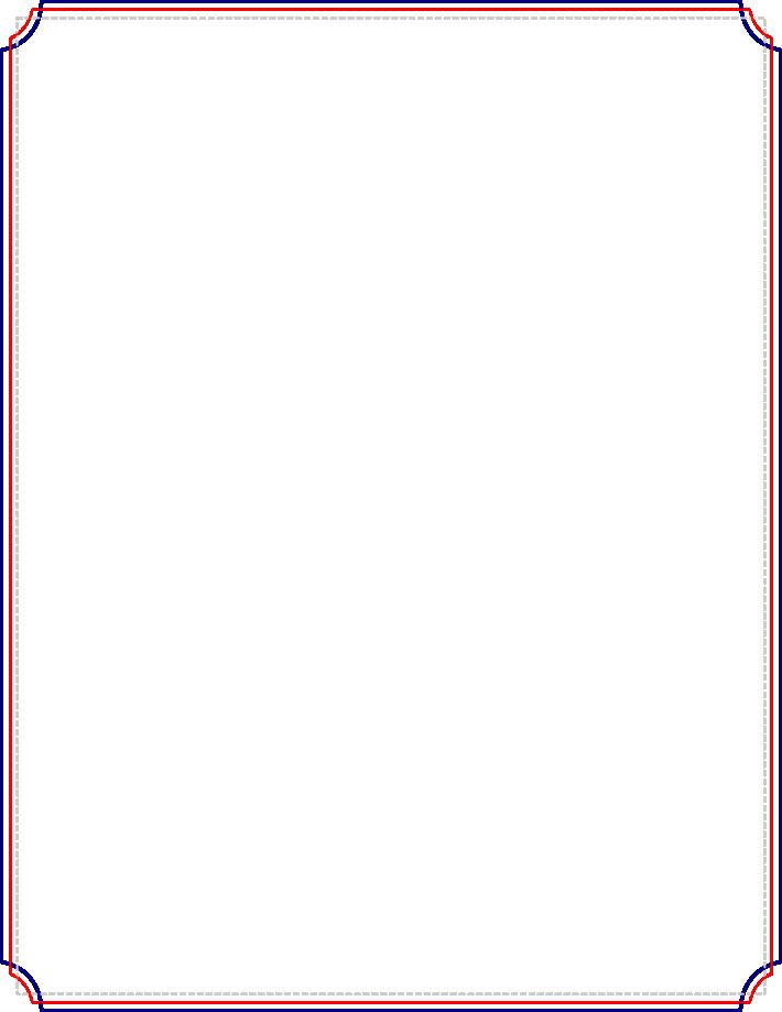 Elegant Page Border - Cliparts.co