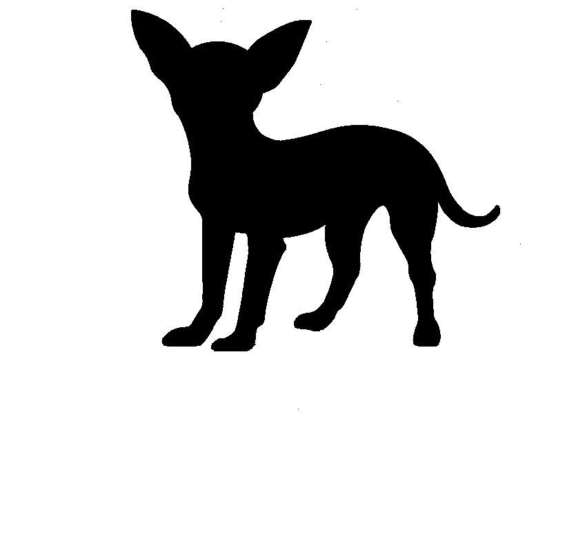 Dog Silhoutte Cliparts Co