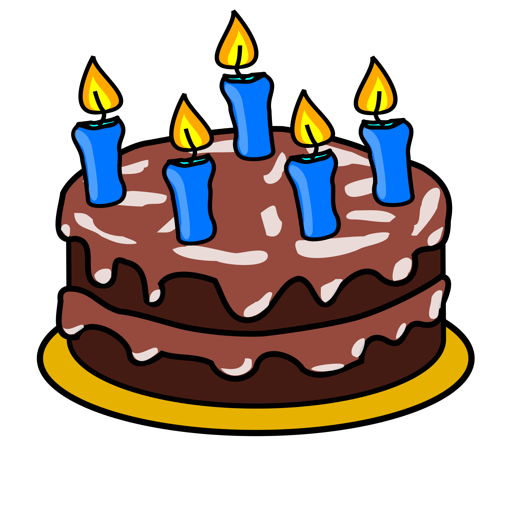 1st Birthday Cake Clip Art - ClipArt Best - Cliparts.co