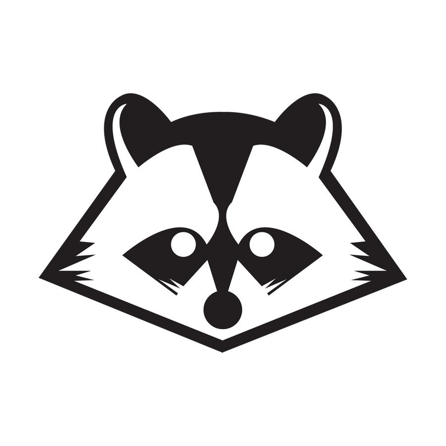 Raccoon Graphics - Cliparts.co Raccoon Face Clip Art Black And White