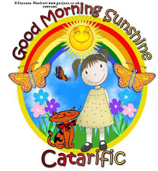 Good Morning Sunshine Clipart : Good morning clip art cliparts