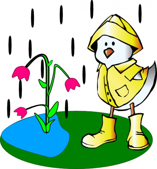 clipart spring showers - photo #16