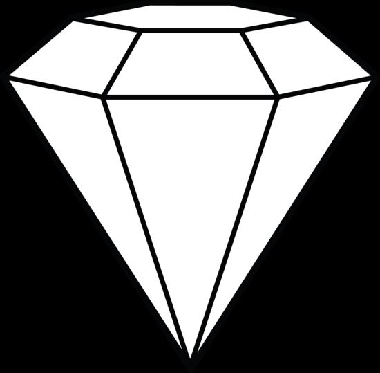 Diamond clip art   550...