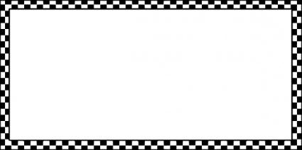 Clip Art Borders Racing