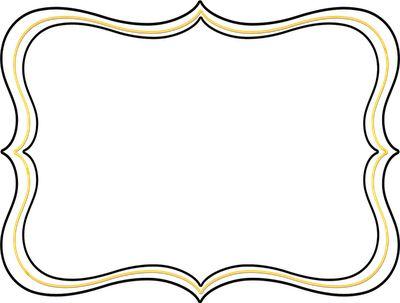 Scalloped Border Clip Art - Cliparts.co