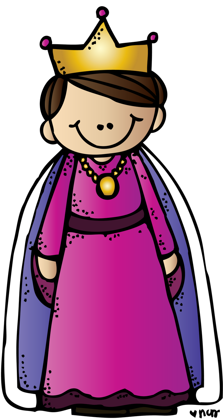 queen elizabeth cartoon clipart - photo #24