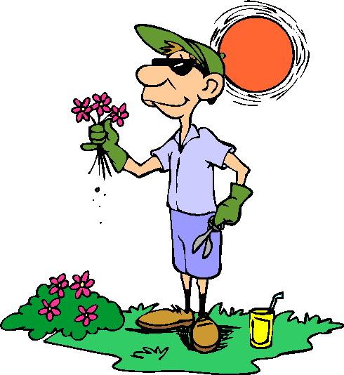 Free Gardening Clipart