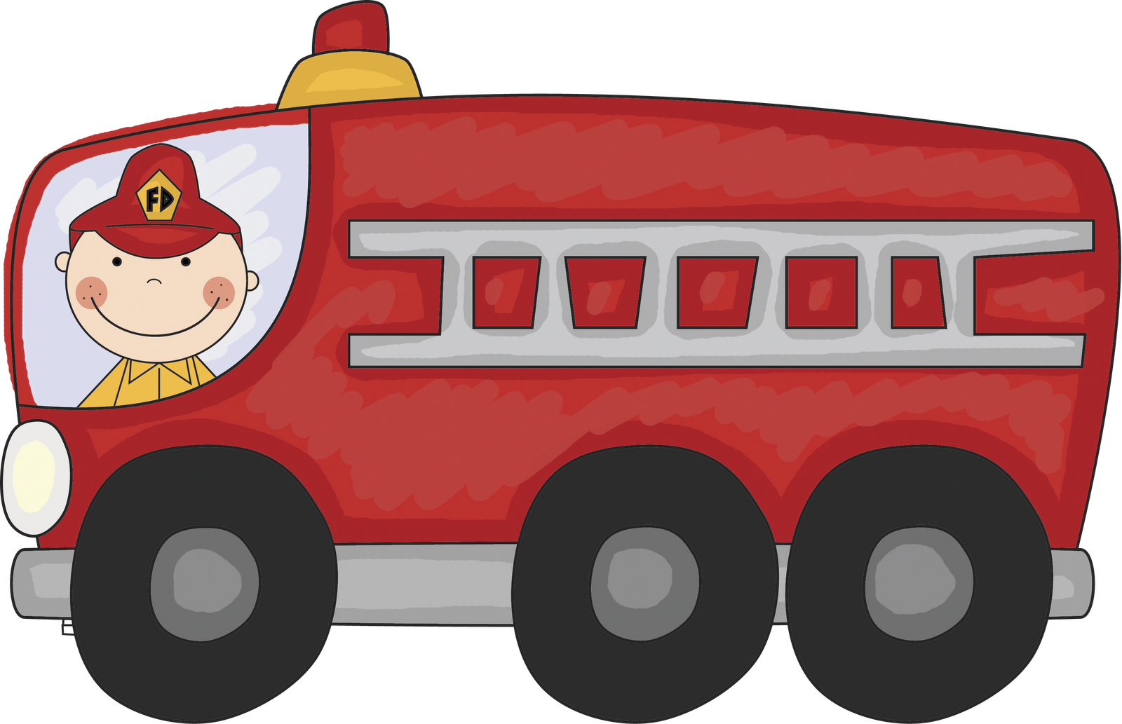 free clipart images fire department - photo #16