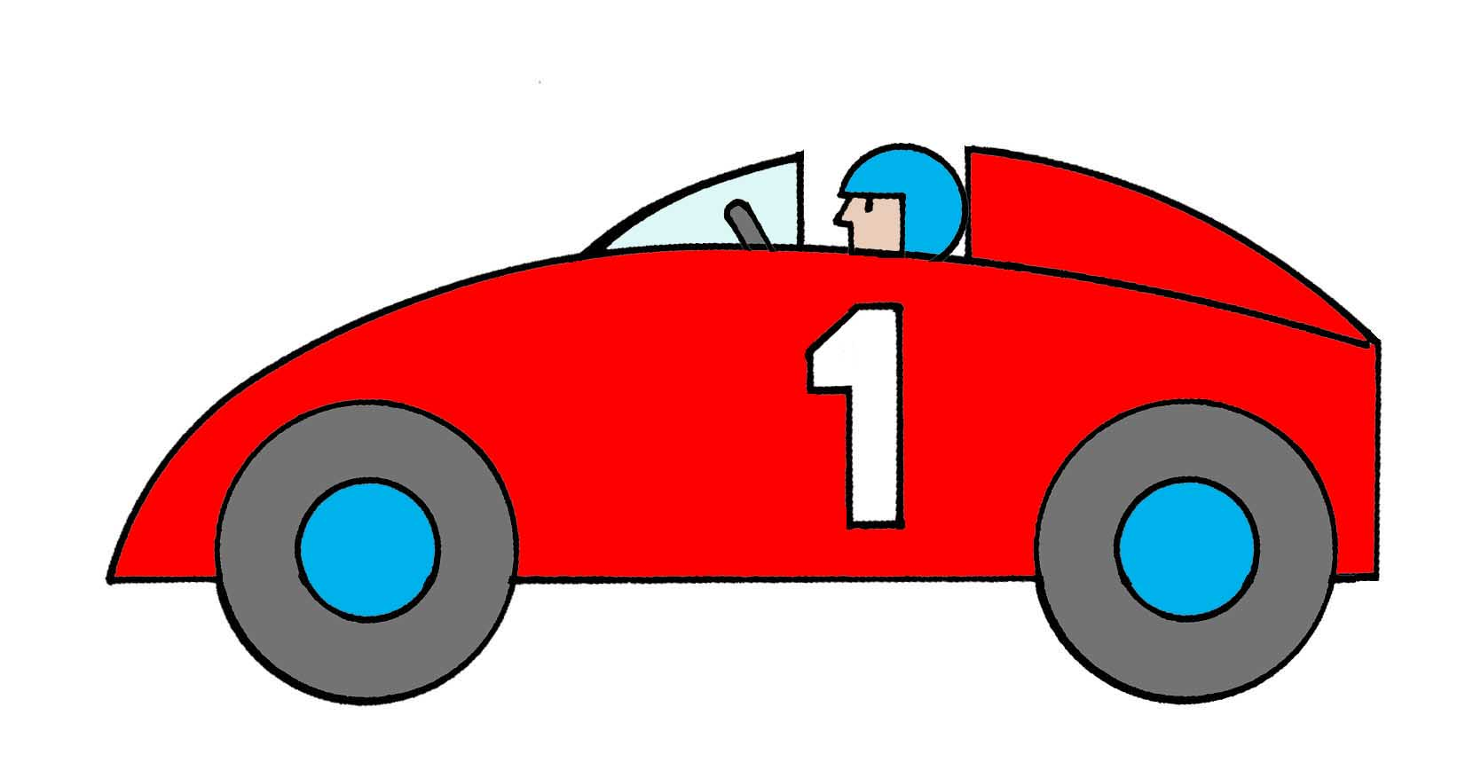 cartoon cars clipart - photo #46