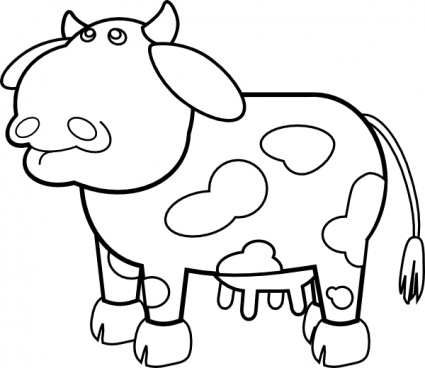 Farm Clipart Free in addition Milch additionally Sack o cash also Baby Face Baby Toddler Art further Cow Boy Chapeau 15344805. on cow clip art