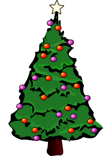 Christmas Tree Logo Clip Art - ClipArt Best