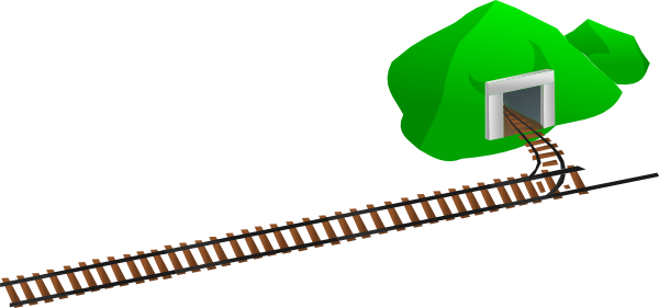 Train Track Clip Art - Cliparts.co