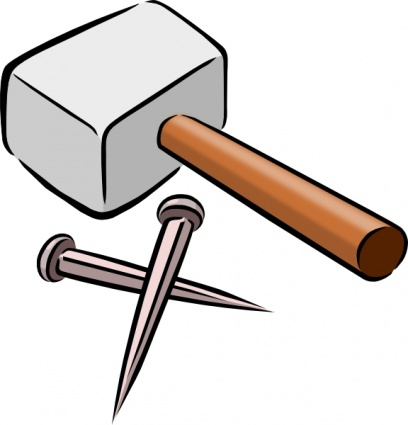 cartoon hammers   cliparts co