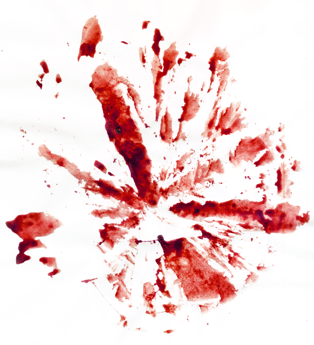 Blood Splatter by StrawberryR on DeviantArt