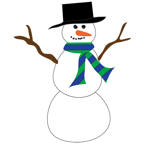 Grade ONEderful: Free Snowmen Clipart