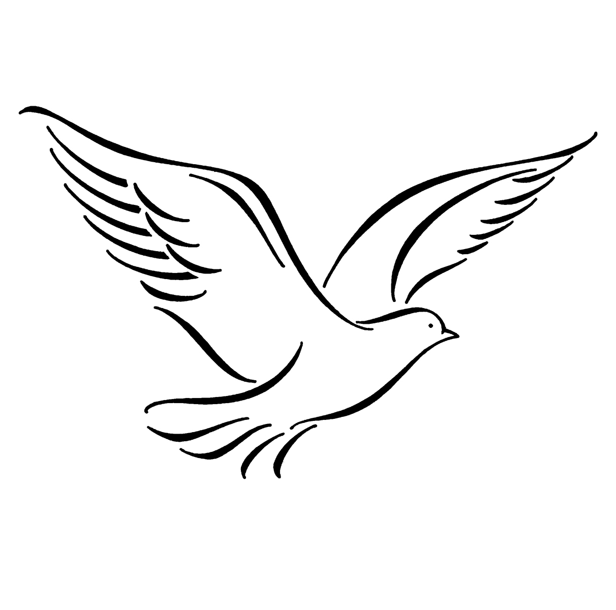 Doves At Wedding Vector Png - ClipArt Best