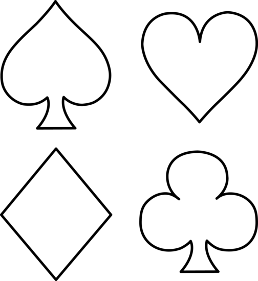 Free Playing Cards Images Cliparts Co