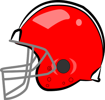 Clipart Football Helmet - Cliparts.co