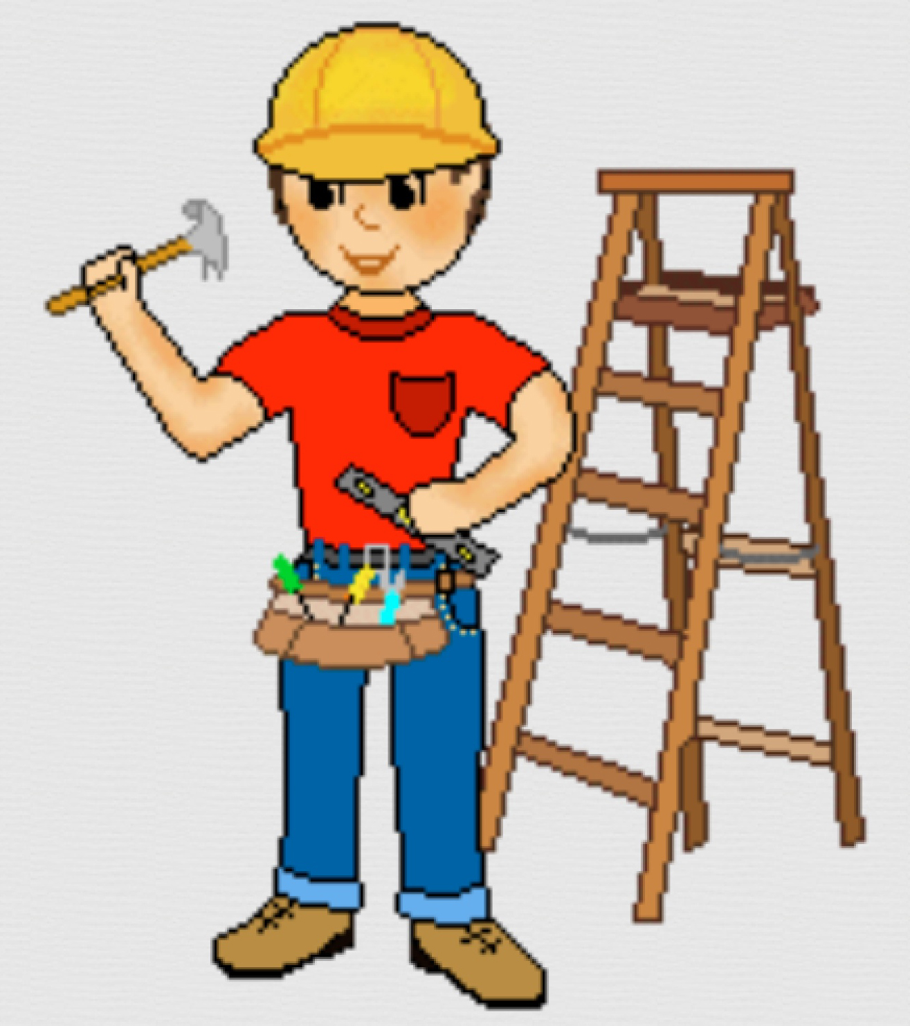 Female Construction Worker Clipart | Clipart Panda - Free Clipart ...