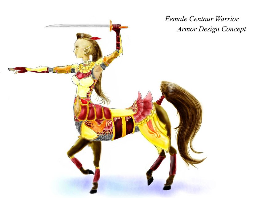 Female Centaur Pictures - Cliparts.co