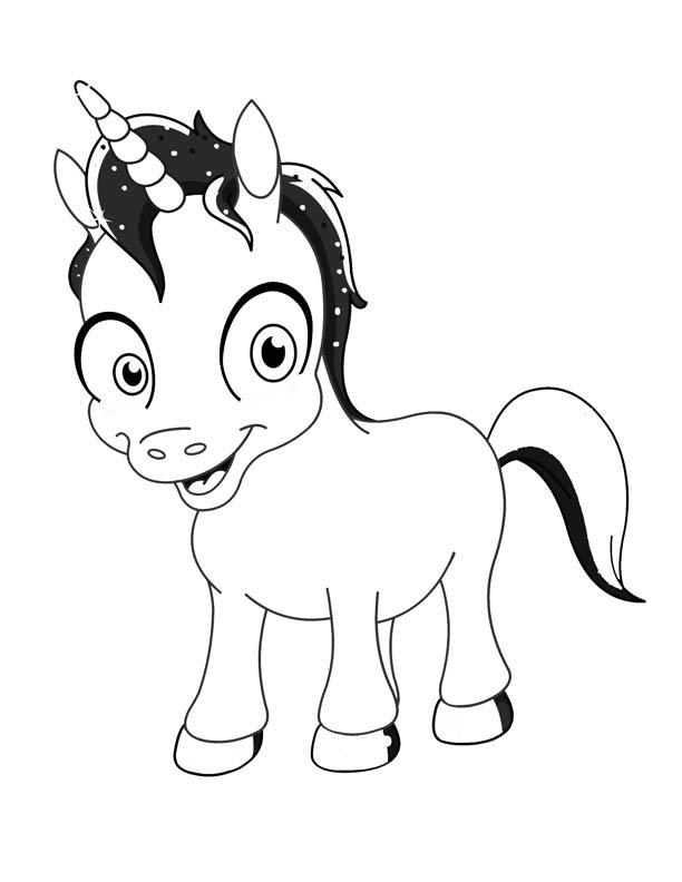 clip art unicorn