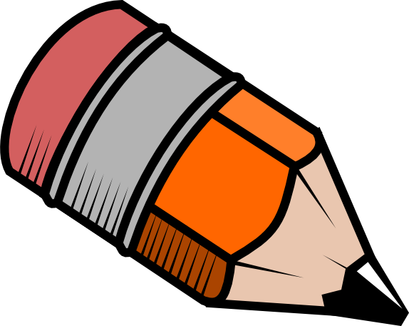 Free to Use & Public Domain Pencil Clip Art