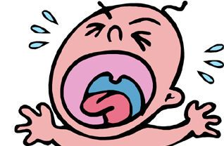Crying Baby Clip Art - ClipArt Best
