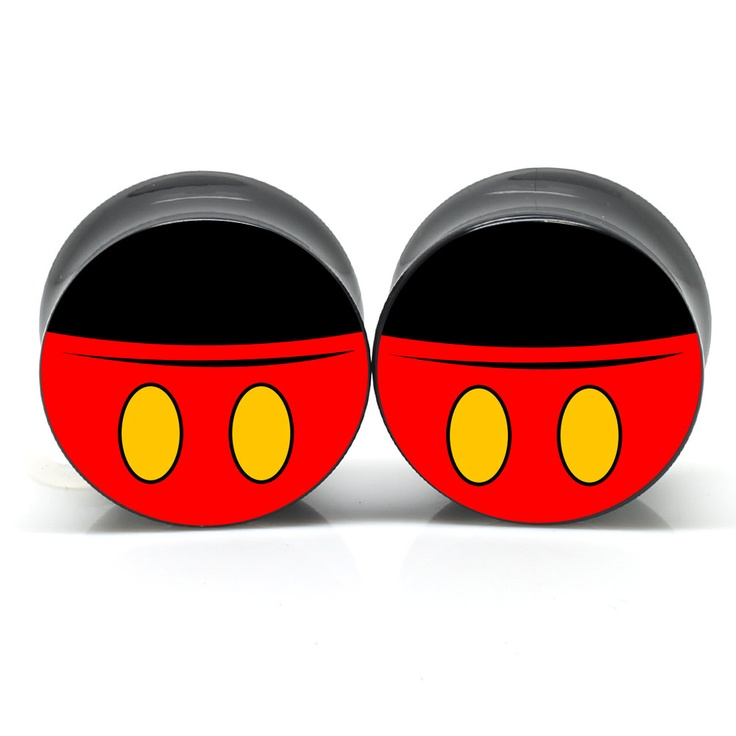 Mickey mouse | Gauges | Pinterest